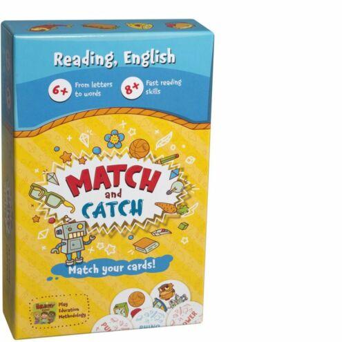 Match and Catch társasjáték