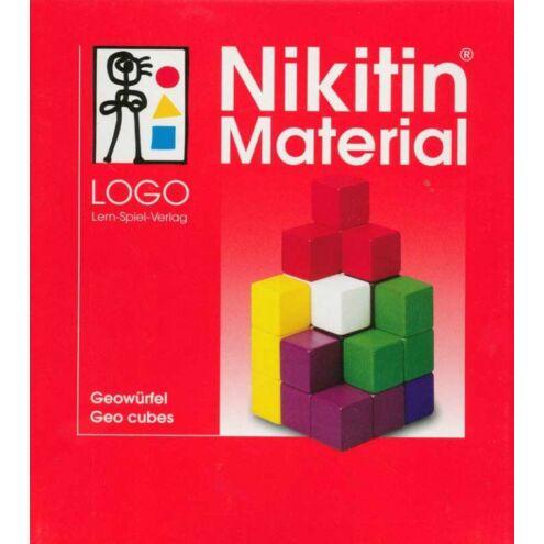 Nikitin Geo építőkocka - logikai játék