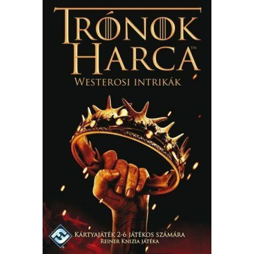Társasjátékok Trónok harca: Westerosi intrikák