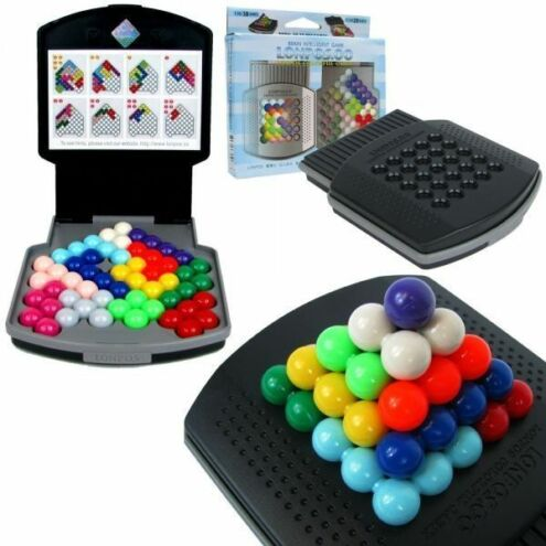 Lonpos 66 Colorful Cabin logikai játék