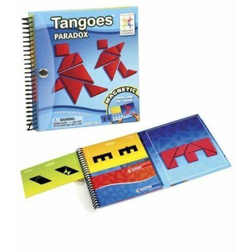 Magnetic Travel Tangoes Paradox logikai játék