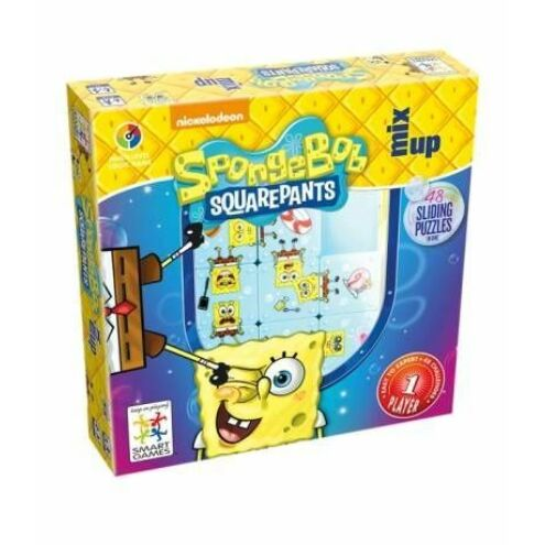 Spongyabob - Smart Games logikai játék