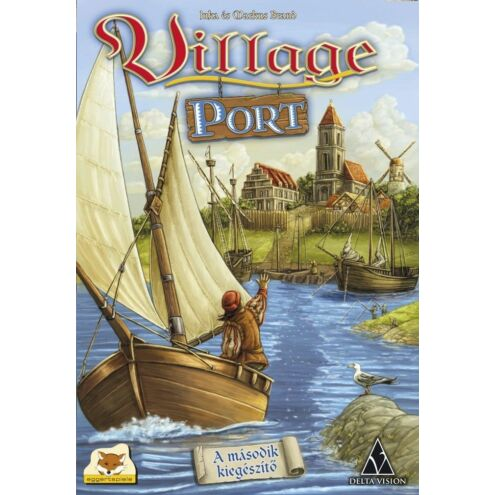 Village: Nemzedékek játéka - Village Port kiegészítő