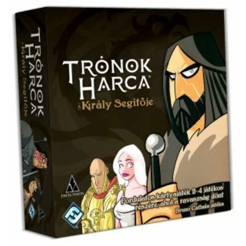 Trónok harca: A király segítője társasjáték