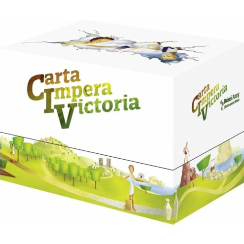 CIV: Carta Impera Victoria stratégiai társasjáték