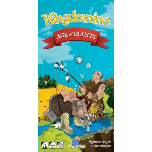 Kingdomino: Age of Giants kiegészítő