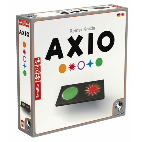 Axio gémer stratégiai társasjáték
