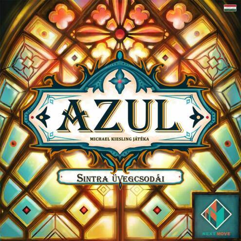 Azul sintra családi társasjáték