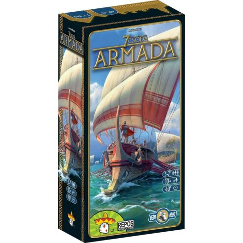 7 Csoda - 7 Wonders - Armadaasjáték