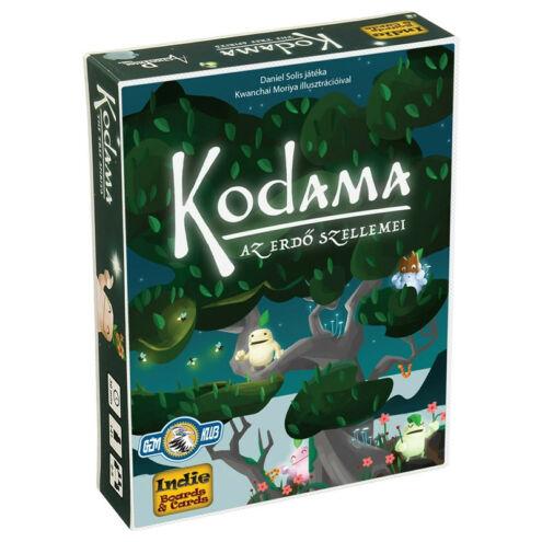 Kodama: Az erdő szellemei családi társasjáték