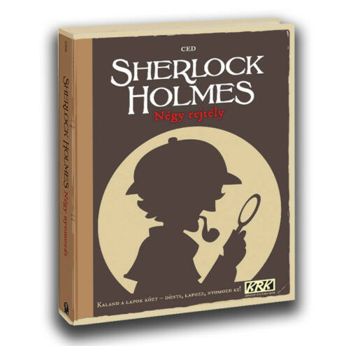 Sherlock Holmes - Négy rejtély társasjáték