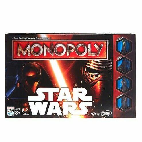 Monopoly Star Wars társasjáték