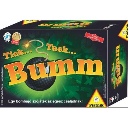 Tick Tack Bumm-2013 kiadás társasjáték