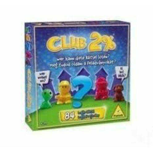 Club 2% társasjáték