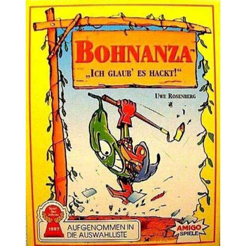 Babszüret / Bohnanza társasjáték