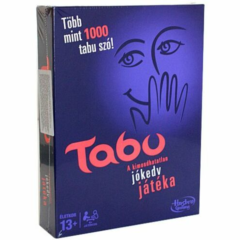 Tabu - A kimondhatatlan szavak játéka - új kiadás