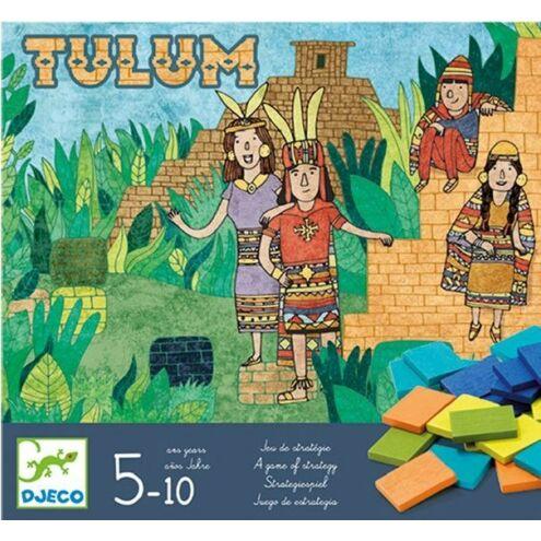 Tulum - Taktikai fejlesztő játék - Tikal - Djeco