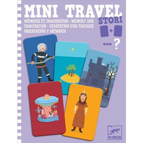 Mesélős utazó játék - Mini Travel - Stori