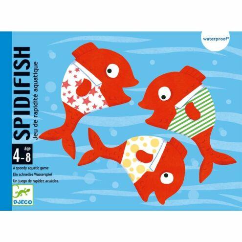 Gyors halak - Gyorsasági vizes kártyajáték - Spidifish