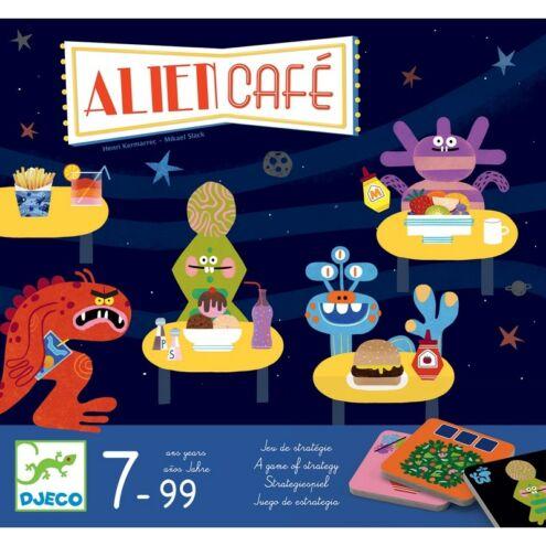 Alien café - Társasjáték - Alien café