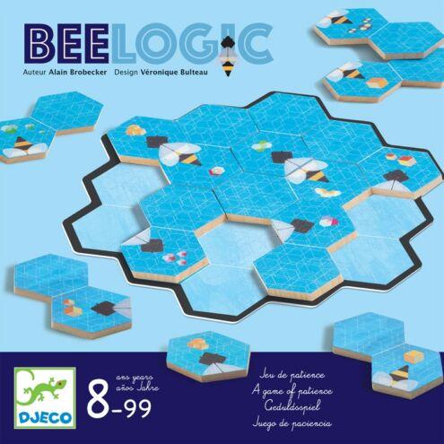 Bari logika haladóknak - Logikai játék - Bee Logic