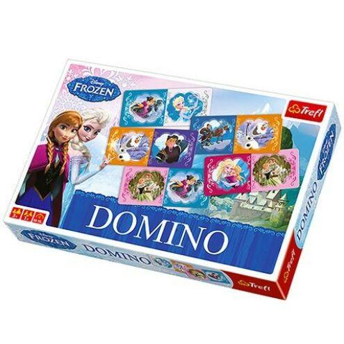 Jégvarázs dominó játék - Trefl