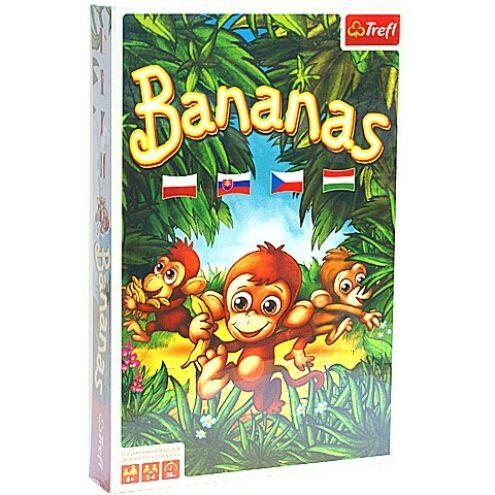 Banánfutam társasjáték - Trefl