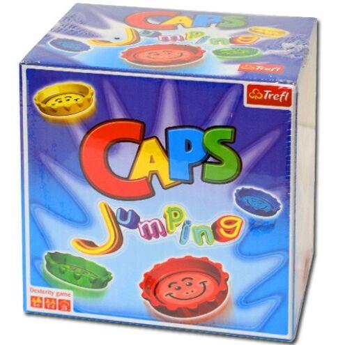 Caps Jumping ügyességi játék - Terfl