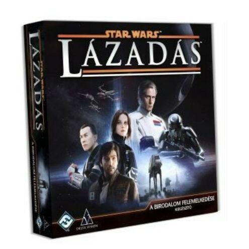 Star Wars: Lázadás - A Birodalom felemelkedése társasjáték