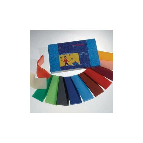 Méhviaszgyurma - 12 színű, 250 g, Stockmar