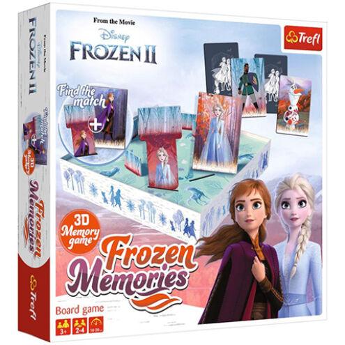 Jégvarázs 2 memória 3D társasjáték – Trefl