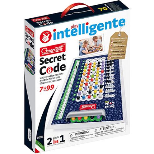 Quercetti: Titkos kód 2 az 1-ben logikai játék