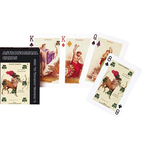 Exkluzív römi kártya – Asztrológia 1×55 lap – Piatnik