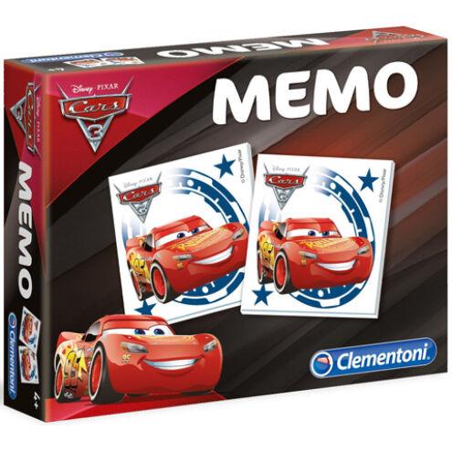 Verdák 3 memóriajáték – Clementoni