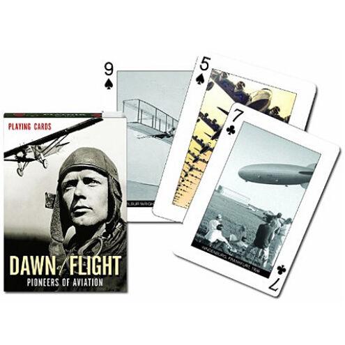 Exkluzív römi kártya – A Repülés Hajnala 1×55 lap – Piatnik