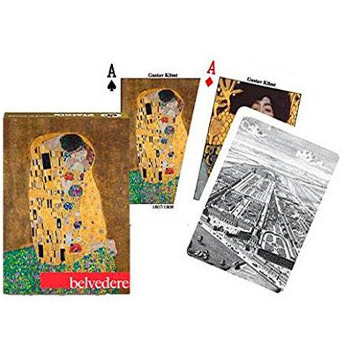 Exkluzív römi kártya – Belvedere 1×55 lap – Piatnik