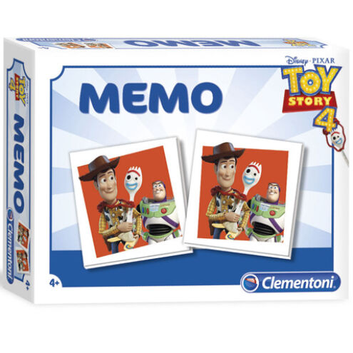Toy Story 4 memóriajáték – Clementoni