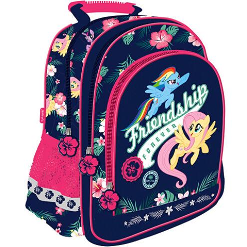 """Én kicsi pónim Friendship Forever iskolatáska hátizsák 15"""""""