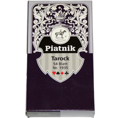 Ornament Tarock kártya – Piatnik
