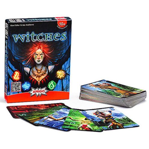 Witches – Bűvös boszik kártyajáték
