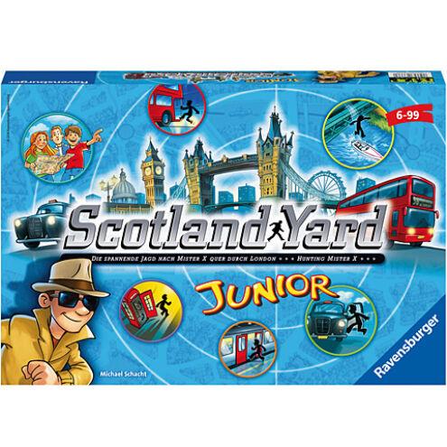 Scotland Yard Junior társasjáték – Ravensburger