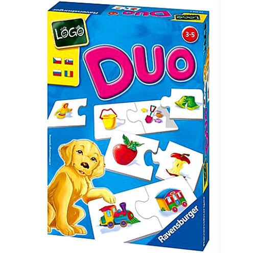 Duo párosító társasjáték – Ravensburger