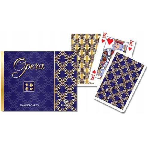 Luxus römi kártya – Opera 2×55 lap – Piatnik