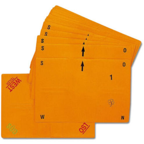 Bridzs kártyatartó 1–16 – Piatnik