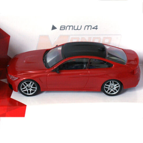 Super Fast Road: BMW M4 fém autómodell 1/43 – Mondo Motors