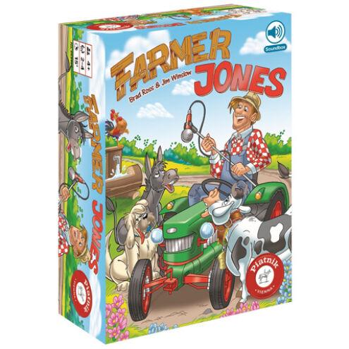 Farmer Jones társasjáték – Piatnik