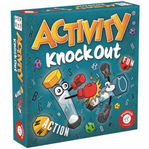 Activity Knock Out társasjáték – Piatnik