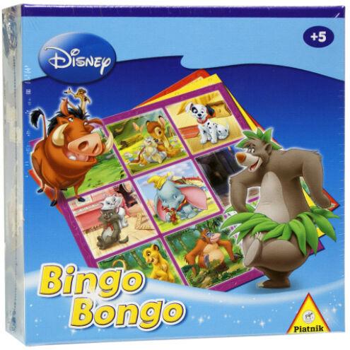 Bingo Bongo memória kártyajáték – Piatnik