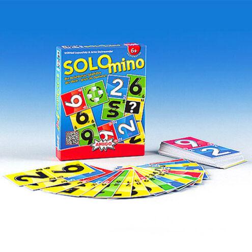 Solomino dominós kártyajáték – Piatnik