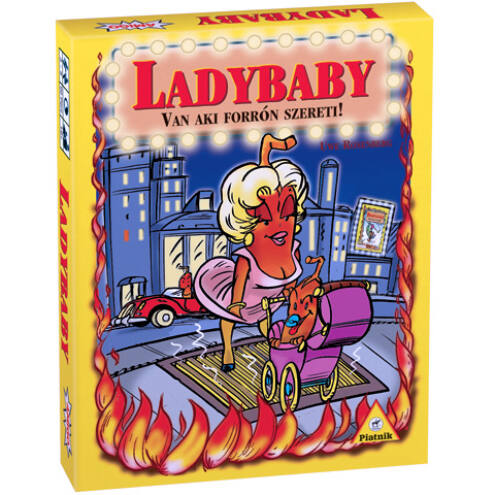 Lady Baby kártyajáték – Piatnik